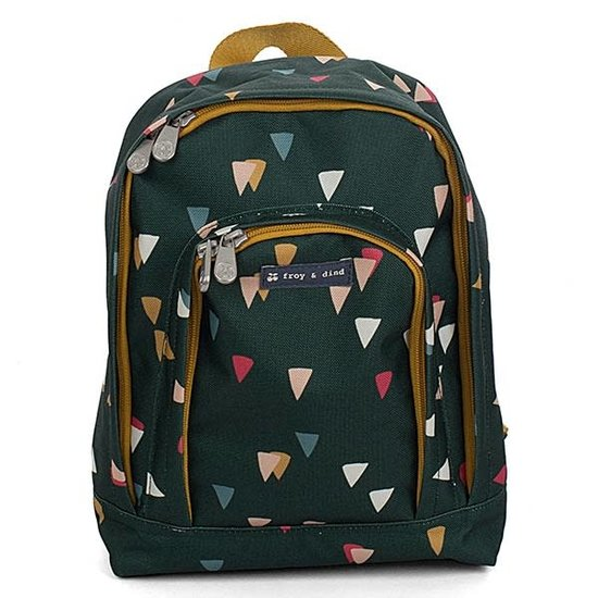 Froy en Dind Backpack Party - Froy and Dind