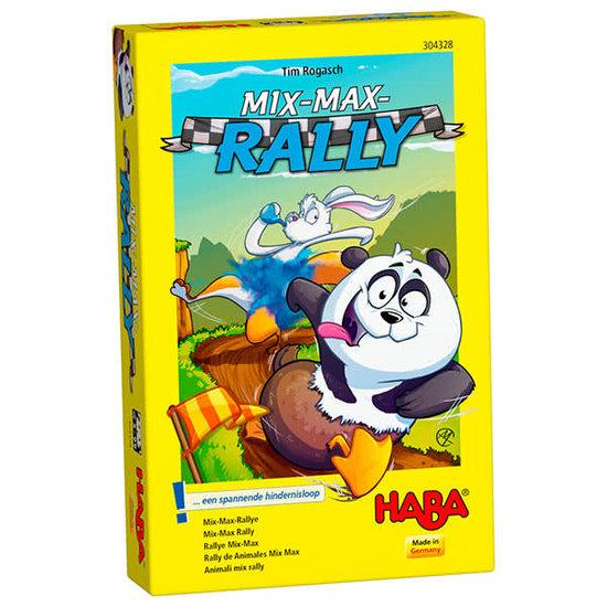 Haba Taktikspiel - Mix-Max-Rallye - Haba +5 Jahren