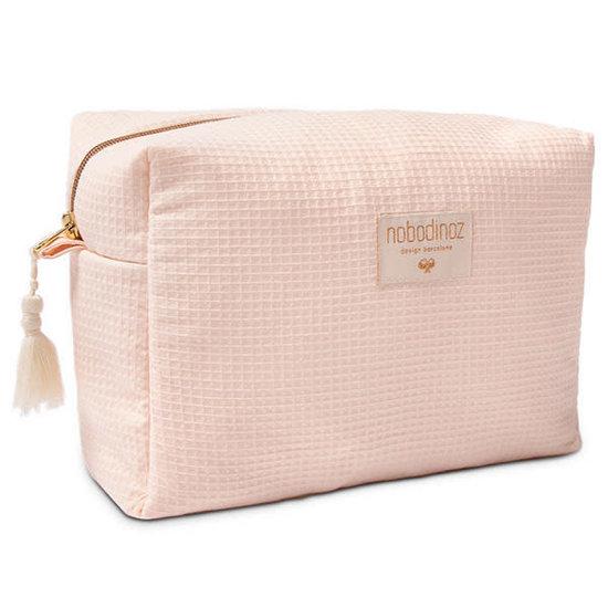 Nobodinoz tipi en accessoires Toilettas - Diva waterproof - Dream pink - Nobodinoz
