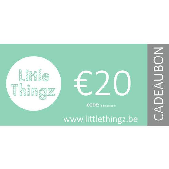 Little Thingz Geschenkkarte €20
