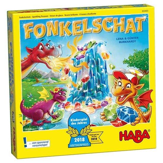 Haba Gezelschapsspel - Fonkelschat - Haba +5jr