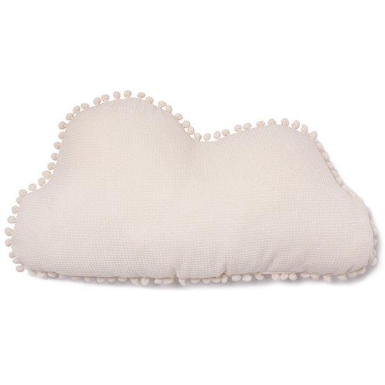 Nobodinoz tipi en accessoires Kussen - Marshmallow cloud - Natural - Nobodinoz