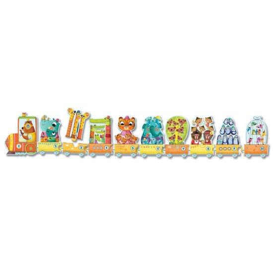 Djeco Educatieve legpuzzel - Ik tel - Djeco