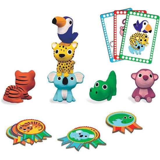 Djeco Djeco - gezelschapsspel - kaartspel - Little Action +2.5 jr