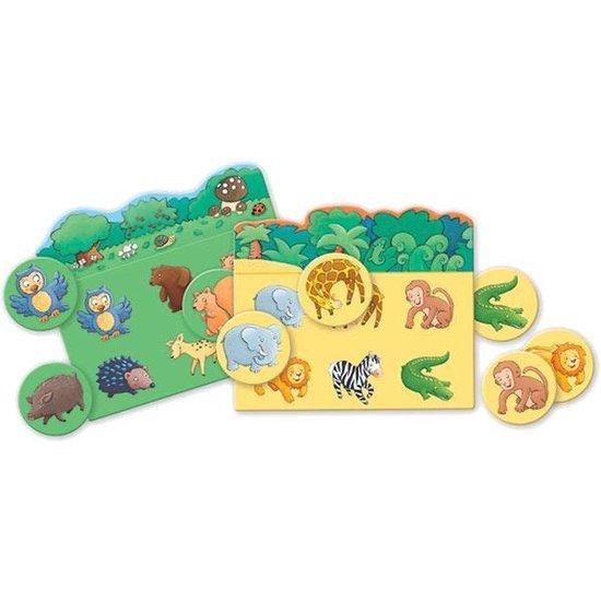 Djeco Djeco - Lotto der dieren +2 jr