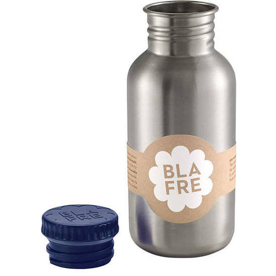 Blafre Trinkflasche 500 ml - marineblau - Blafre