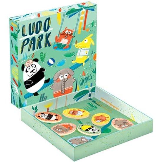 Djeco Board games - Ludo Park - Djeco