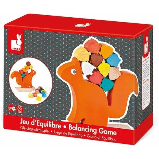 Janod speelgoed Janod - balancing game Nutty Balance - kids game
