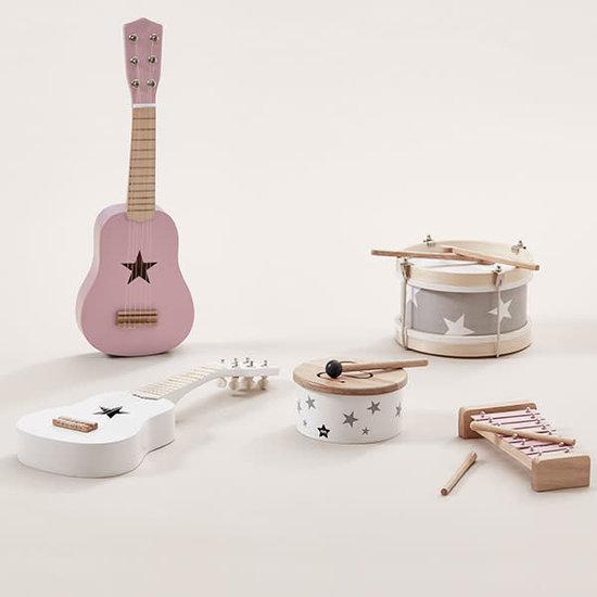 Kid's Concept Kids Concept - gitaar roze +3jr