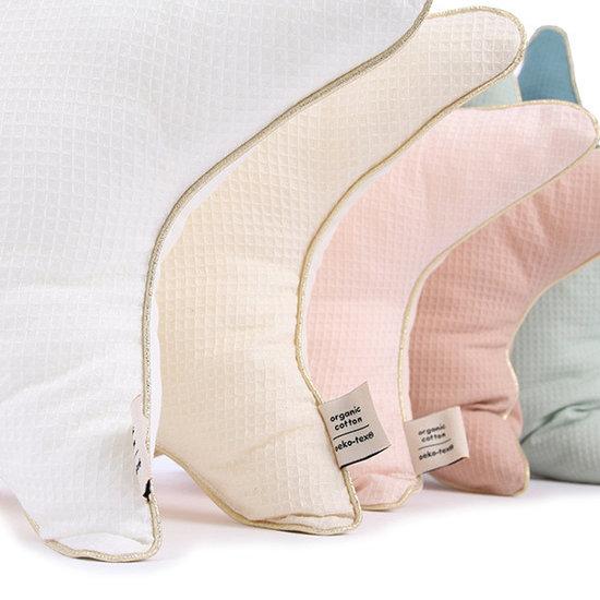 Nobodinoz tipi en accessoires Nobodinoz ster kussen Aristote - Elements - Misty Pink