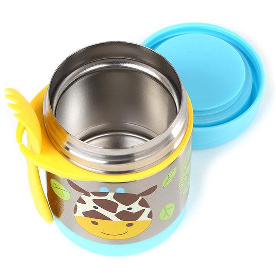 Skip Hop Skip Hop - food flask - insulated food jar - giraffe