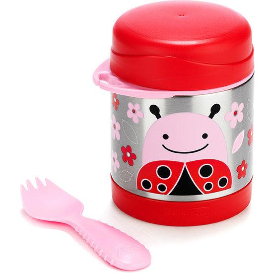 Skip Hop Skip Hop - food flask - insulated food jar - ladybug