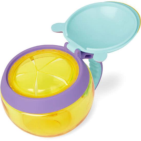 Skip Hop Skip Hop snackdoosje - snack cup - eenhoorn