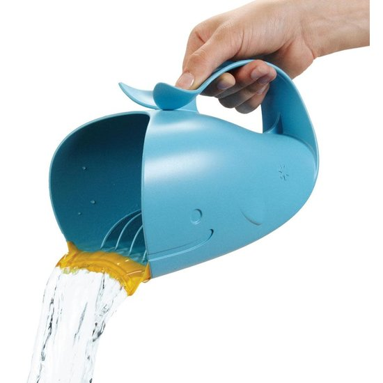 Skip Hop Waterfall bath rinser - Moby the Whale Skip Hop