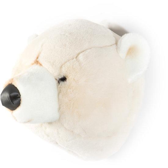 Bibib - Wild and Soft Dierenkop - trofee - Ijsbeer Basile - Bibib - Wild and Soft