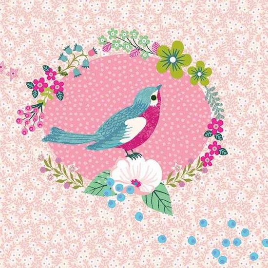 Djeco Djeco muziekdoosje - juwelendoosje vogel