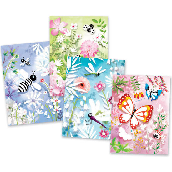 Djeco Djeco Flitterbilder Schmetterlinge