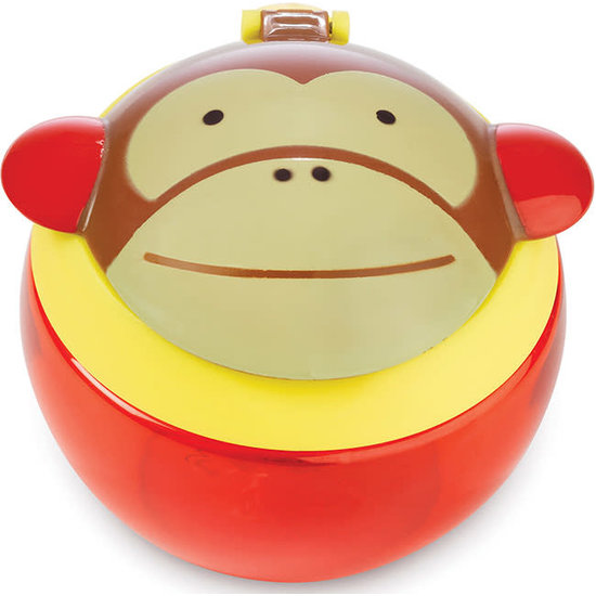 Skip Hop Skip Hop snackdoosje - snack cup - aap