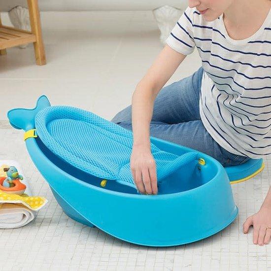 Skip Hop Baby Bath - Moby Smart Sling 3-Stage Tub - Skip Hop