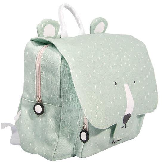 Trixie Baby School bag - satchel - Mr. Polar Bear - Trixie