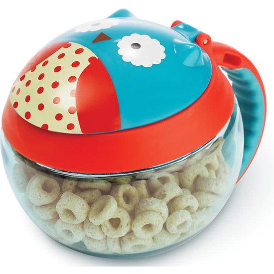 Skip Hop Skip Hop snackdoosje - snack cup - uil