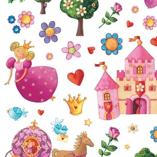 Djeco Djeco stickers Prinses Marguerite 160 stuks