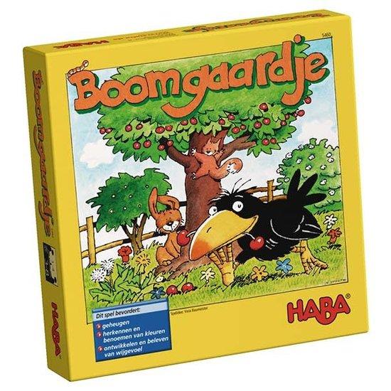 Haba Geheugenspel - Boomgaardje - Haba +3jr