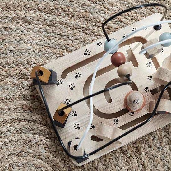Kid's Concept Kids Concept - kralenspel - spelbaan met kralen NEO +12M