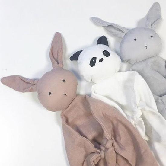 Liewood Schnuffeltuch - Kaninchen - dumbo grau - Liewood