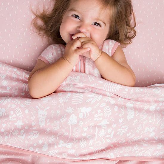 Little Dutch Little Dutch babybettlaken - wiegenlaken little Adventure Pink