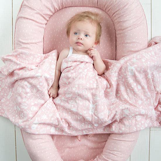 Little Dutch Little-Dutch-Schlafsack und Fußsack Adventure Pink