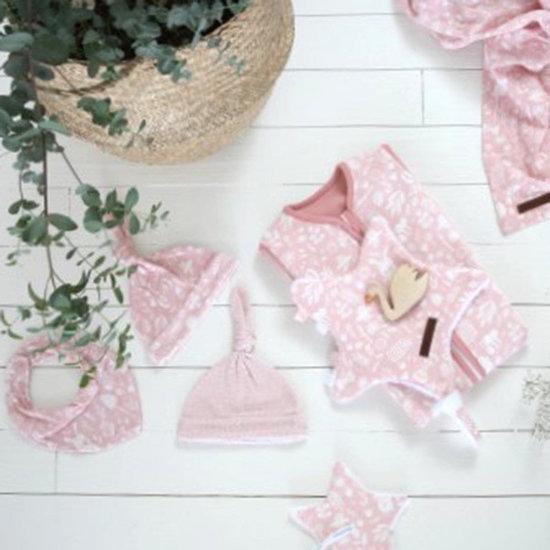 Little Dutch Little-Dutch-Waschlappen Adventure Pink - set aus 3