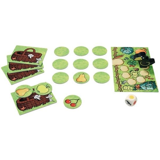 Haba Memory Spiel - Obstgarten - Haba +3 Jahren