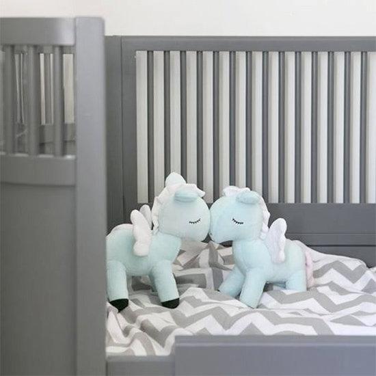 Miniroom Miniroom - Little Horse - knuffel paard met vleugels