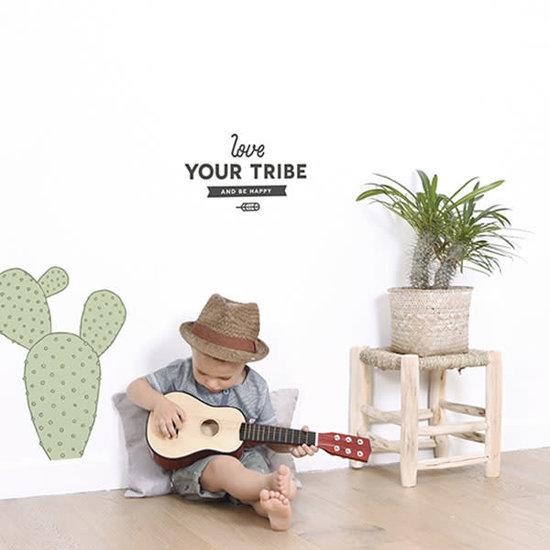 Lilipinso Muurstickers - cactus - Wild West - Lilipinso - A3