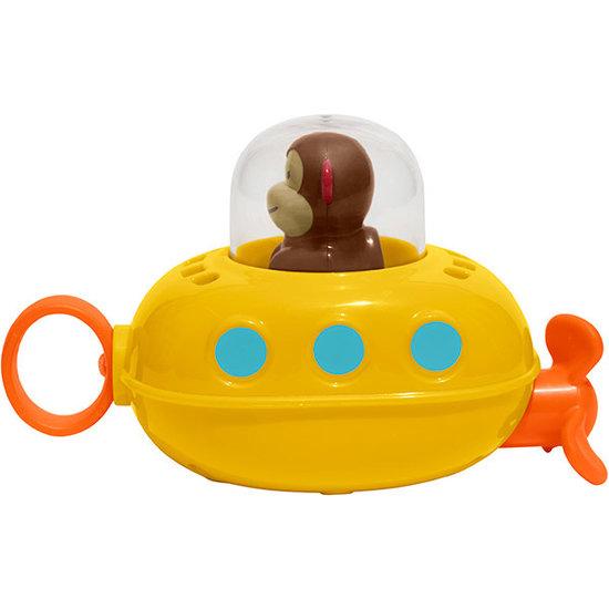 Skip Hop Skip Hop - pull and go submarine monkey - bath toy +12M