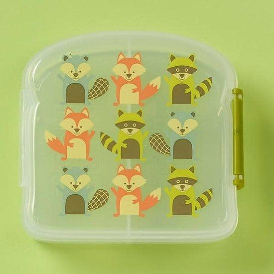 Sugar Booger Lunchbox - Sandwich Box - Brotdose - Fuchs - Sugar Booger