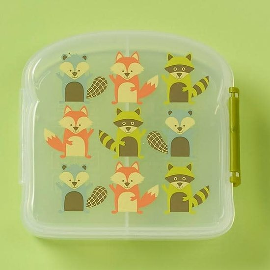 Sugar Booger Sugar Booger - lunch box - sandwich box - brooddoos - Vos