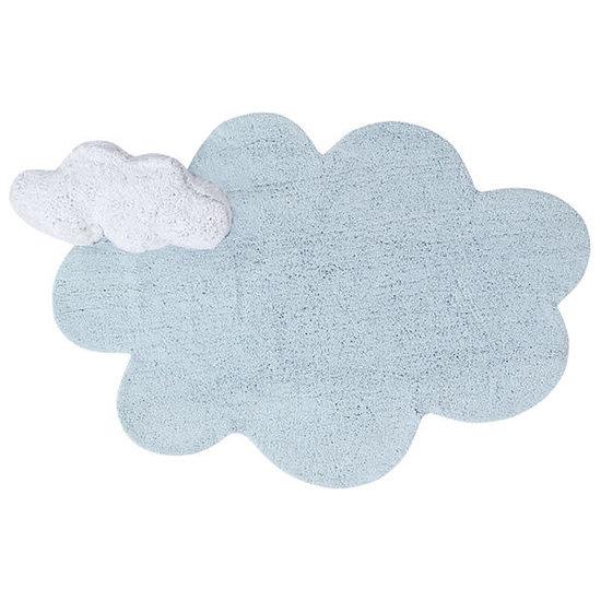 Lorena Canals Lorena Canals - Teppich - Dream blue - Puffy