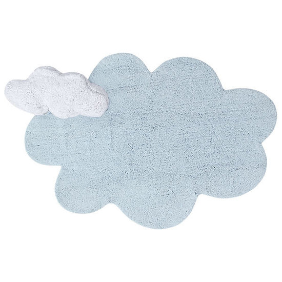 Lorena Canals Rug - Dream blue - Puffy - Lorena Canals