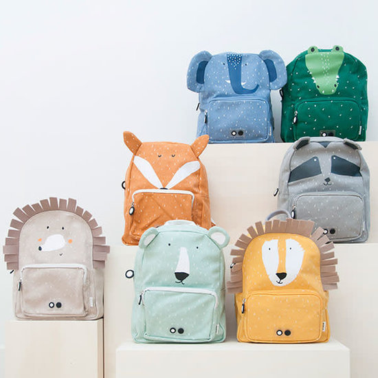 Trixie Baby Kids backpack - Mrs Elephant - Trixie