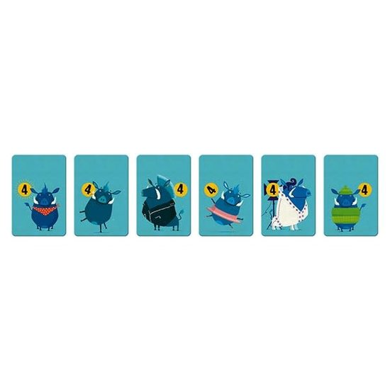 Janod speelgoed Battle game - Castagne - Janod +3 yrs