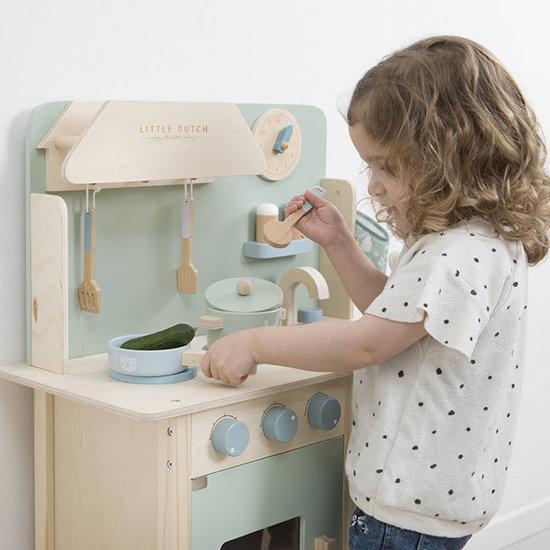 Little Dutch Wooden play kitchen - Little Dutch +3 yrs
