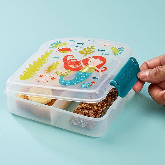 Sugar Booger Lunch box - brooddoos - Sandwich box - Isla de zeemeermin - Sugar Booger