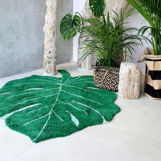 Lorena Canals Lorena Canals - Teppich - Monstera Leaf
