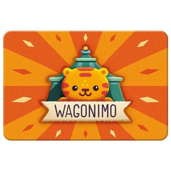 Janod speelgoed Associatiespel - Wagonimo - Janod +3jr