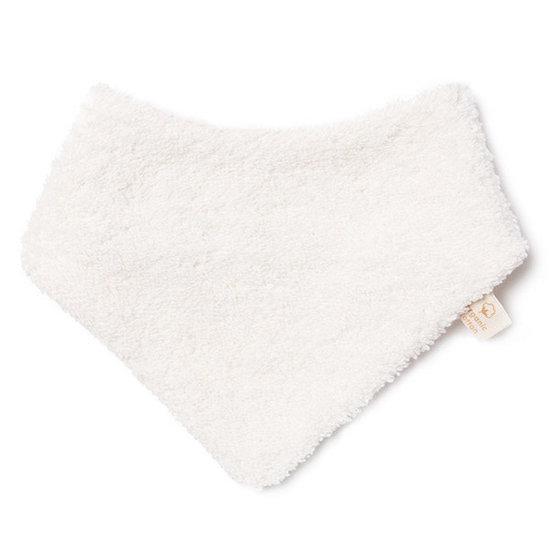Nobodinoz tipi en accessoires Bandana - dribble bib - So Cute newborn - Natural - Nobodinoz