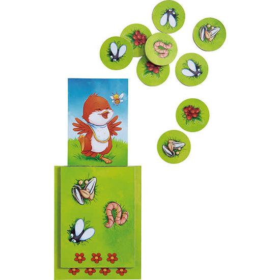 Haba Gezelschapsspel - Kleine vogel, grote honger - Haba +3jr