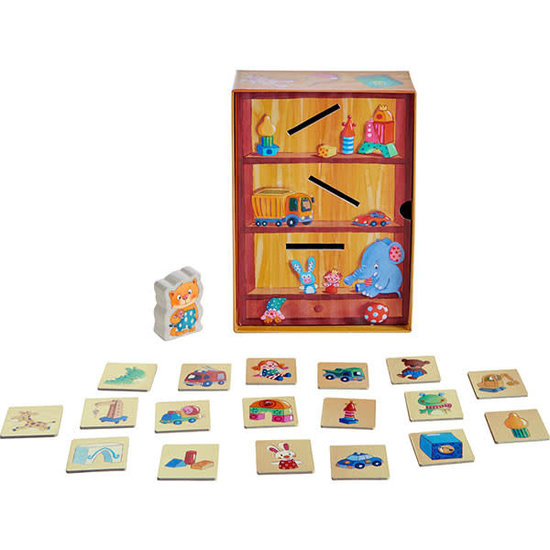 Haba Kids games - My Very First Games – Tidy up - Haba +2 yrs
