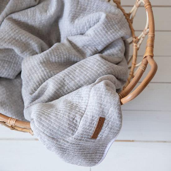 Little Dutch Little-Dutch-Schlafsack und Fußsack Pure Grey